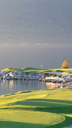 BC's Most Scenic Golf Holes! Famous Golf Courses, Public Golf Courses, Golf Painting, Augusta Golf, Golf Holidays, Golf Course Reviews, Woods Golf, Holiday Resort, Golf Quotes