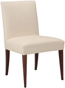 cobble hill belvedere side chair -simple dining chair option