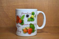 ΚΟΥΠΑ ΓΙΑ ΤΣΑΙ Η' ΚΑΦΕ Cherry, Mugs, Tableware, Dinnerware, Tumblers, Tablewares, Prunus, Mug, Dishes