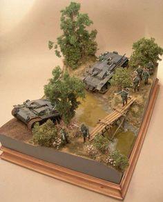 Dioramas Militares (la guerra a escala). - Página 46 - ForoCoches