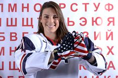 #LikeAGirl Hockey Player Hilary Knight Talks Being A Woman in Sports