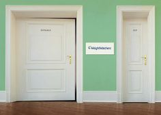 Weight Watchers - Entrance / Exit