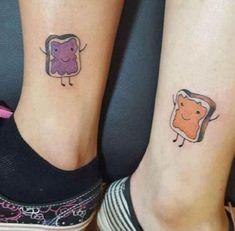 Girly Tattoos, Twin Tattoos, Sibling Tattoos, Ankle Tattoos, Cute Tattoos, Cross Tattoos, Flower Tattoos, Small Tattoos, Tattoo Girls