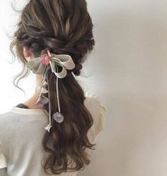 50 Süße Frisur, die Sie in diesem Sommer so süß und kawaii aussehen lässt – Cocome … 50 Cute hairstyle that make you look so sweet and kawaii in this Summer – Cocomew is to share cute outfits and sweet funny things – Farbige Haare Kawaii Hairstyles, Scarf Hairstyles, Pretty Hairstyles, Amazing Hairstyles, Hair Scarf Styles, Curly Hair Styles, Hair Reference, Asian Hair, Hair Accessories For Women