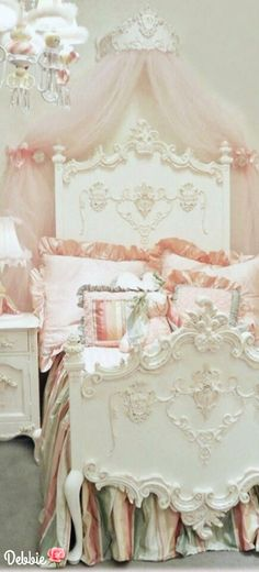 A bed for a princess