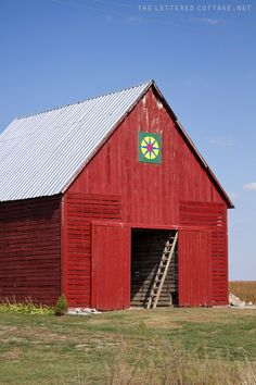 love love love old barns. wish we had the means to fix up ours....