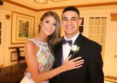 Manalapan High School celebrated its junior prom at Jacques Reception Center in Middletown on May 8, 2015. See more at http://NJ.com/prom.