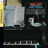 Quincy Jones Explores the Music of Henry Mancini [CD], B001270102