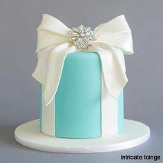 Tiffany Cake idea.