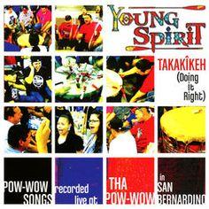 Takakikeh (Doing It Right) - Young Spirit