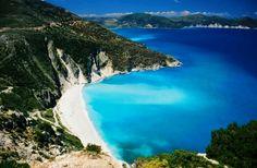Myrtos Beach, Kephalonia