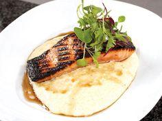 Seared Vanilla Honey Cured Salmon Recipe Recipe | Foodland