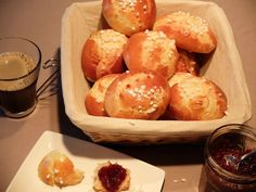 Make your personal buns Teatime gourmand Kouign Amann, Thermomix Desserts, Beignets, Pretzel Bites, Tea Time, Biscuits, Nutrition, Make It Yourself, Cooking