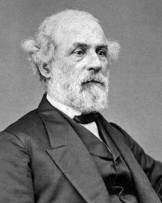 1867 Civil War Confederate General ROBERT E LEE Glossy 8x10 Photo Military Print