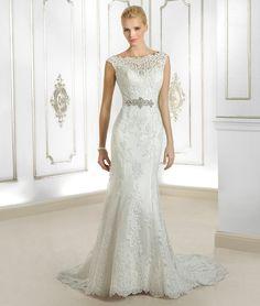Cosmobella Wedding Gown Style 7691