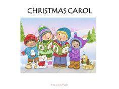Christmas Vocabulary! See more: https://apieceofcakeenglish.com/2016/12/09/christmas-flashcards