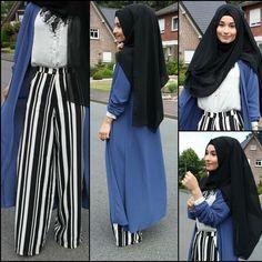 Cardigan - @city_abaya Pants / Hose / Pantolon - www.misselegance.de Shirt / Hemd / Gömlek - H&M