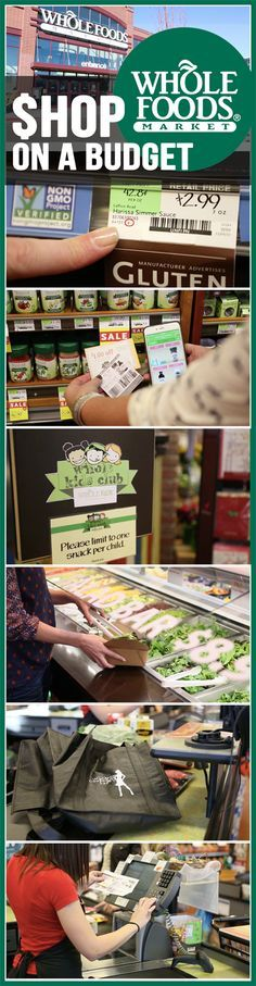 You really can shop at Whole Foods on a Budget! Check out these 15 tips on how to save at Whole foods.