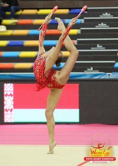 Melitina Staniouta (Belarus), World Cup (Guadalajara) 2016