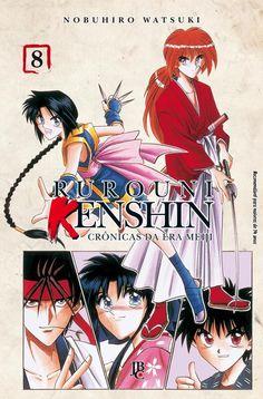 LIGA HQ - COMIC SHOP Rurouni Kenshin #08 PARA OS NOSSOS HERÓIS NÃO HÁ DISTÂNCIA!!!