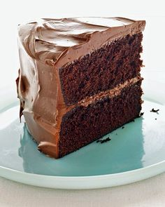 Devil's Food Cake with Milk Chocolate Frosting  Really good cake but the frosting although tasty isnt my fav. Prob change for a regular buttercream next time