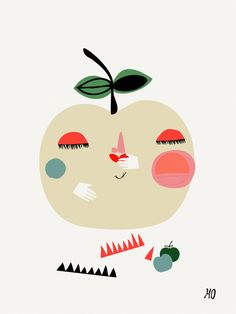 """Apple"" by Going Danish"