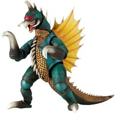 A new rival appeared in Godzilla that protects the earth as a monster of justice! A cyborg monster Gigan with a weapon in various places of the body appears in [SCI Special Revoltech]. A Cyborg Monster Gigan flying from space appears! Godzilla Vs Gigan, Godzilla 1995, Godzilla Figures, Godzilla Toys, Silent Hill 2, Kumamoto, Neon Genesis Evangelion, Kamen Rider, Vinyl Figures