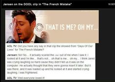 Jensen on The French Mistake and DOOL