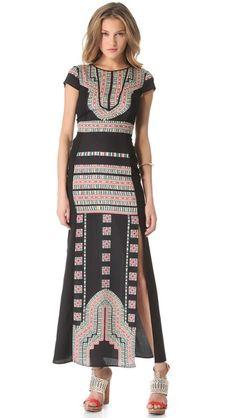 BCBGMAXAZRIA  Maude Dress