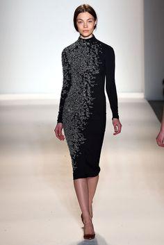 Jenny Packham Fall 2013 Ready-to-Wear Fashion Show