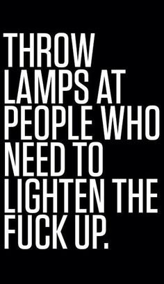 I need a few lamps