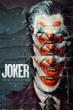 Nuevo poster de Joker Movie 🤡