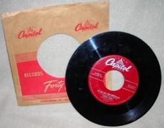Vintage 45 record - I had a huge collection of Top 10 Hits on 45 vinyl record size - Elvis, Ricky Nelson, Bobby Darrin, Everly Brothers, ect. 45 Records, Vinyl Records, Body Detox Drinks, Diet Drinks, 7 Day Detox, Diet Detox, Jillian Michaels, Those Were The Days, Do You Remember