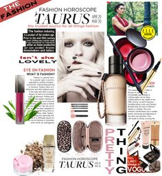 """""""What's Your Beauty Horoscope?"""" by bellamonica ❤ liked on Polyvore"""