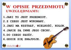FORMY WYPOWIEDZI PISEMNEJ7 Aa School, Polish Language, Girls World, Fine Motor Skills, Teaching English, Poland, Homeschool, Ebooks, Classroom