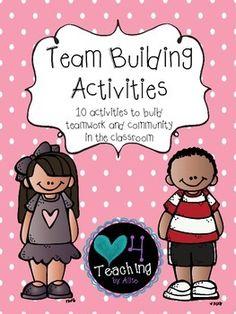 9 Team Building Activities for Kids Communication skills