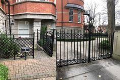 Recent Work - Painting & Decorating - Exterior Doors/Fencing