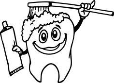 7 En Iyi Diş Fırçalama Görüntüsü Dental Care Dental Health Ve