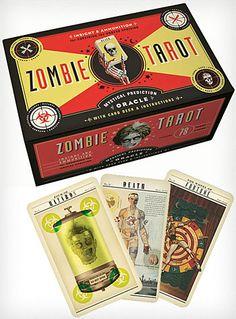 Supernatural Zombie Tarot Cards Deck | PLASTICLAND