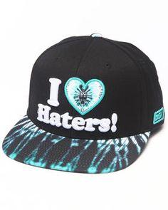 DGK   Haters Snapback Cap. Get it at DrJays.com
