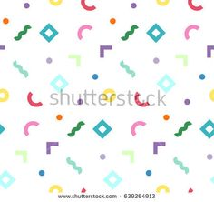 abstract colorful background with geometric shapes. Seamless Background, Geometric Shapes, Colorful Backgrounds, Royalty Free Stock Photos, Patterns, Abstract, Illustration, Block Prints, Summary