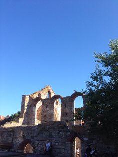 Nessebar old town - Church of Saint Sophia