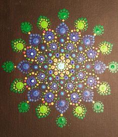 116 Best Mandala dot painting images in 2019 | Mandala dots