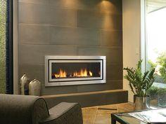 Regency Horizon HZ54E Large Gas Fireplace #vaglio #fireplace #vancouver