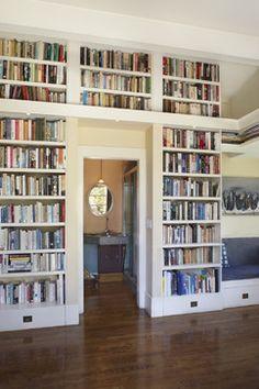 decoración de bibliotecas: consejos para ordenar tus libros (fotos) — idealista.com/news/