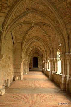 Monasterio de Iranzu  Navarra  Spain