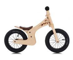 Легкий деревянный беговел (ранбайк) Early Rider
