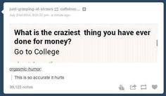 Financial enslavement