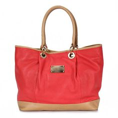 Bolsa Shop Bag Feminina Dumond 483178 - Vermelho