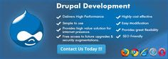 The software named as Drupal development, is all about managing of the content that are included within the website.